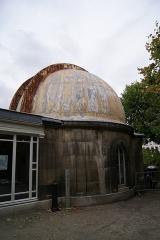 Observatoire de Paris - English: The western dome of the coupoles de la Carte du ciel at l'observatoire de Paris