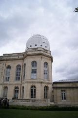 Observatoire de Paris - English: The Arago (main) dome of l'observatoire de Paris
