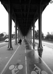 Pont de Bir-Hakeim - Español: Uno de tantos puentes de paris