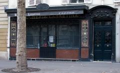 Boucherie Lamartine - Français:   Boucherie Lamartine - 172 avenue Victor Hugo - Paris 16 Devanture