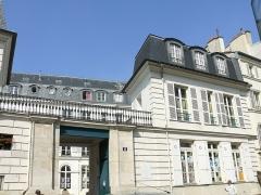 Ancien Hôtel Véron ou Château d'Auteuil, dit aussi Hôtel Puscher ou de Pérignon - Français:   Paris 16ème arrondissement - Hôtel Véron