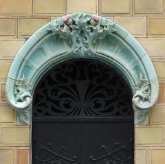 Immeuble Les Chardons - Français:   Immeuble \