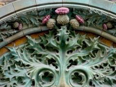 Immeuble Les Chardons - Français:   Immeuble dit \