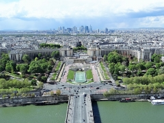 Palais de Chaillot - This building is indexed in the Base Mérimée, a database of architectural heritage maintained by the French Ministry of Culture, under the reference PA00086706 .