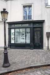 Le Bateau Lavoir - Français:   Bateau-Lavoir