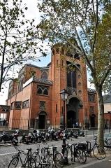 Eglise Saint-Jean-de-Montmartre - English: Church of Saint-Jean-de-Montmartre, Paris