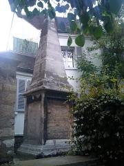 Monument dit Mire du Nord - Français:   Mire du Nord, face sud.