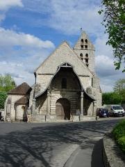 Eglise Saint-Pierre - English: Saint Pierre church at Avon, Seine-et-Marne, France