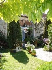 Atelier du peintre Jean-François Millet -  Au jardin des Arts: Dernier atelier de peinture de l'époque Millet à Barbizon.
