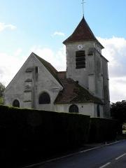 Eglise Notre-Dame - Français:   Église Notre-Dame-de-l\'Assomption de Conches-sur-Gondoire (77).