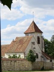 Eglise Notre-Dame - Français:   Vue de l\'église Notre-Dame-de-l\'Assomption