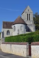 Eglise - Français:   Église Saint-Sulpice de Faÿ-lès-Nemours
