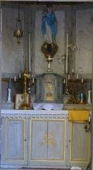 Chapelle Notre-Dame-de-Bon-Secours - Photo prise le 1er octobre 2011, jour de la procession annuelle du clergé de la paroisse.