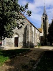 Eglise de Lorrez-le-Bocage - Français:   Église Sainte-Anne de Lorrez-le-Bocage (77).