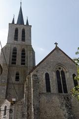 Eglise de Lorrez-le-Bocage - Français:   Église Sainte-Anne de Lorrez-le-Bocage, Lorrez-le-Bocage (Inscrit, 1926)