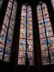 Cathédrale Saint-Etienne - Cathédrale Saint-Etienne - Meaux - Seine-et-Marne - France - Mérimée PA00087087