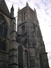 Cathédrale Saint-Etienne - Cathédrale Saint-Etienne de Meaux - Meaux - Seine-et-Marne - France - Mérimée PA00087087