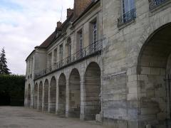 Ancien palais épiscopal - Français:   Ancien palais épiscopal - Meaux - Seine-et-Marne - France - Mérimée PA00087093