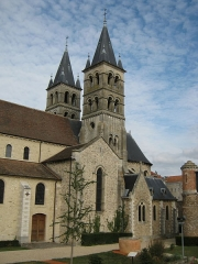 Eglise Notre-Dame - Français:   Collégiale Notre-Dame à Melun