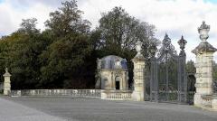 Ancien château - Ancien château de Noisiel (77).