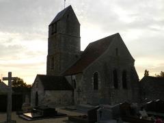 Eglise - Français:   Église Notre-Dame de l\'Assomption d\'Ormesson (77167)