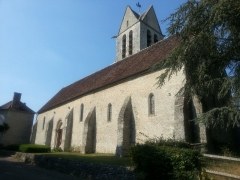 Eglise - Français:   Église Saint-Georges de Paley,  (Inscrit, 1949)
