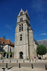Eglise Saint-Martin - Français:   Église Saint-Martin de Fontenay-Trésigny, XVIe