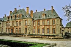 Château de Breteuil -  Le château de Breteuil.