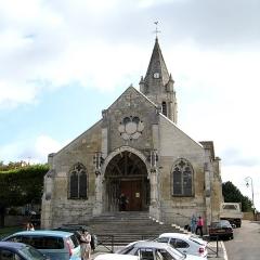 Eglise Saint-Maclou - Français:   Eglise Saint-Maclou à Conflans Sainte-Honorine, Yvelines, France