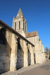 Eglise Saint-Maclou - Français:   Église Saint-Maclou de Conflans-Sainte-Honorineen France.