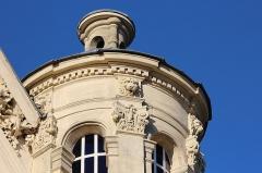 Prieuré - Français:   Château du Prieuré (Musée de la batellerie) à Conflans-Sainte-Honorineen France.