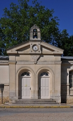 Maison dite Maison de Charité - English: House of Charity in Croissy-sur-Seine in the department of Yvelines, France.