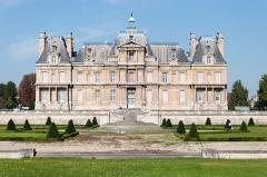 Domaine national : Château de Maisons-Laffitte - Château de Maisons-Laffitte, Yvelines, France