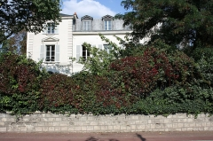 Immeuble - English: Building at 36bis Muette street in Maisons-Laffitte, France.