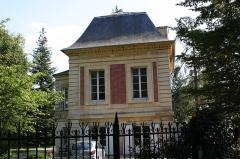 Pavillon des Gardes - English: Old Pavillon des Gardes of the Les Caves du Nord in Maisons-Laffitte, France.