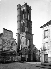 Tour Saint-Maclou -