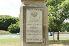 Croix de Saint-Jacques - Français:   Croix Saint-Jacques du Le Perray-en-Yvelines en France.
