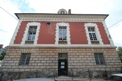 Hôtel de ville - English: Town hall of Rambouillet, France