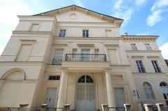 Pavillon du Roi de Rome dit Palais du Roi de Rome - English: Palace of the king of Rome of Rambouillet, France
