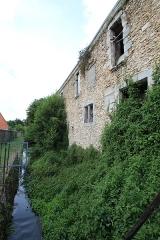 Immeuble - Français:   Immeuble 38 rue Poupinel à Saint-Arnoult-en-Yvelines en France.