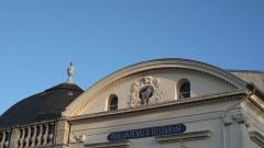 Restes du château Neuf - Français:   Le Pavillon Henri IV est un hôtel et un restaurant gastronomique situé à Saint-Germain-en-Laye (Yvelines).