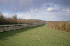 Restes du château Neuf - Français:   Terrasse de St Germain-en-Laye