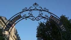Restes du château Neuf - Français:   Pavillon Henri IV: Ce château, qui fut résidence royale sous Henri IV, Louis XIII et Louis XIV, jusqu\'en 1660, date à laquelle la famille royale s\'est réinstallée dans le «Château-Vieux», avant de partir pour Versailles en 1682. Le roi Louis XIV y est né le 5 septembre 1638.