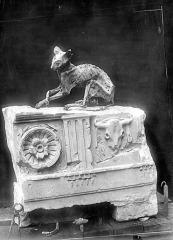 Domaine national de Saint-Germain-en-Laye, actuellement Musée des Antiquités Nationales -