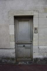 Hôtel de Noailles - English: Hôtel de Noailles located 10 and 11 Alsace street in Saint-Germain-en-Laye, France.