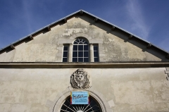 Ancien manège royal - English: Old riding arena of Saint-Germain-en-Laye, France.