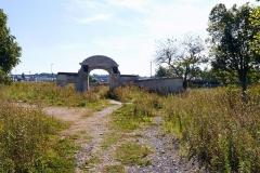 Porte de Chambourcy - English: Saint-Germain-en-Laye, Yvelines, France. Former