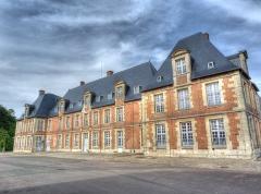 Ancien château de Grignon, actuelle école nationale d'agriculture de Grignon - Français:   École nationale d\'agriculture