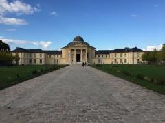 Ancien couvent de la Reine, actuellement lycée Hoche - Français:   Lycée Hoche