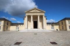 Ancien couvent de la Reine, actuellement lycée Hoche - Français:   Lycée Hoche de Versailles en France.